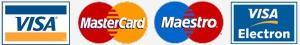 Akceptujemy karty płatnicze